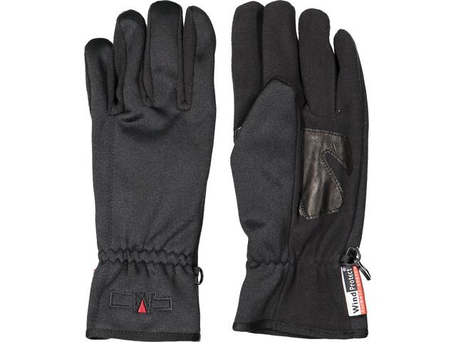 CMP Campagnolo Softshell Handschoenen Dames, nero